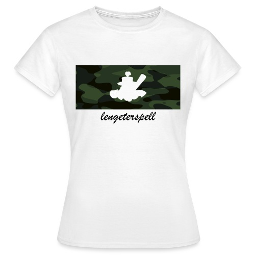 Camouflage - Frauen T-Shirt