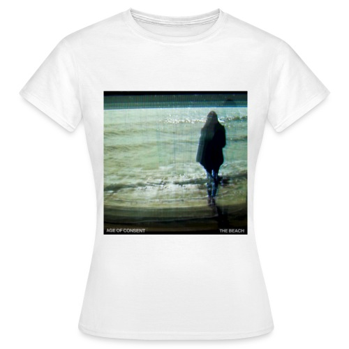 Age of Consent - 'The Beach' - Women's T-Shirt