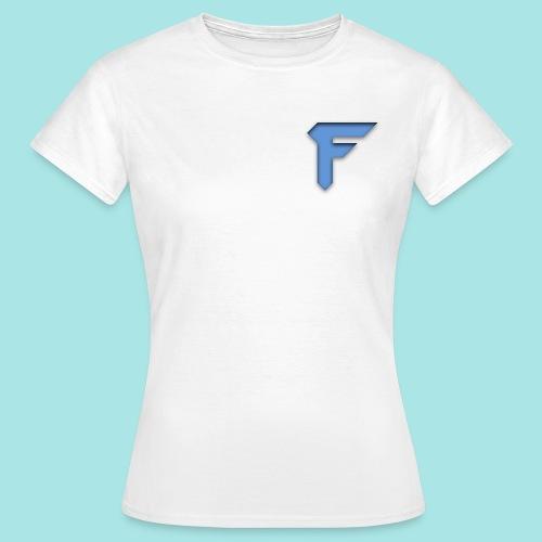 FluFFy Productions logo4 png - T-skjorte for kvinner