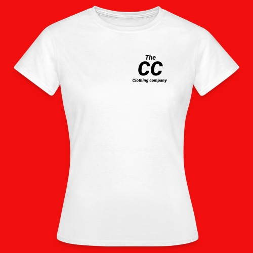 """LIMITED ADDITION """"The clothing company"""" - Women's T-Shirt"""
