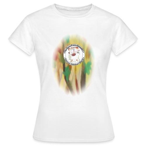 T-shirt Vita EnigmaCastle - Dame-T-shirt