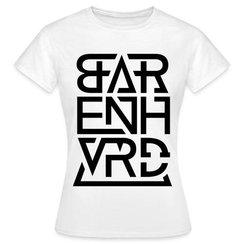 BARENHVRD LOGO 2016 V - Women's T-Shirt