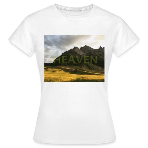 HEAVEN - T-shirt Femme