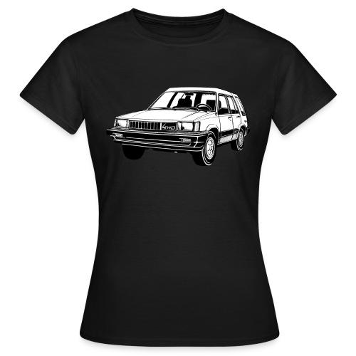 Tercel 4WD illustration - Autonaut.com - Women's T-Shirt