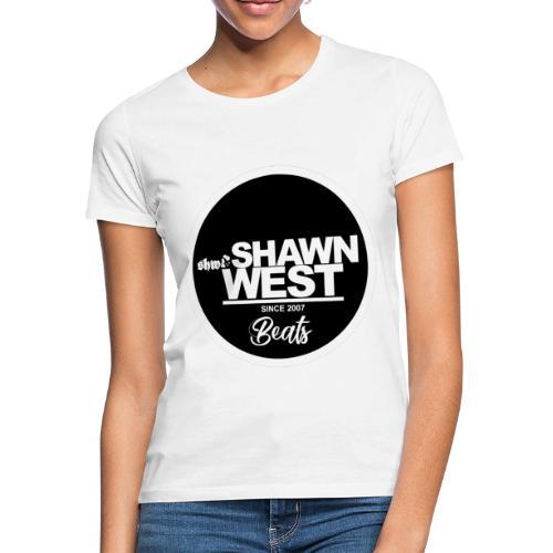 SHAWN WEST BUTTON - Frauen T-Shirt