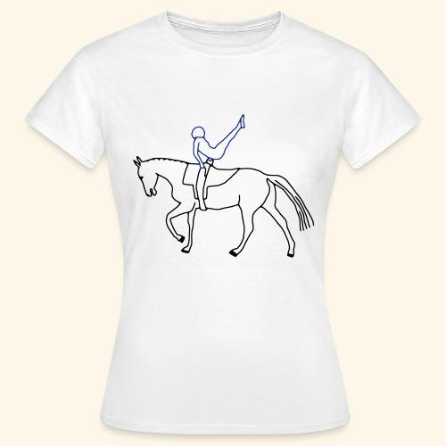 Voltigieren - Kür - Frauen T-Shirt