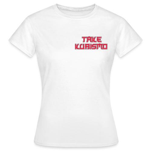 TAKEKUBISMO - Camiseta mujer