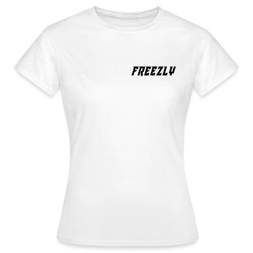 Freezly [Serien] Merch Kollektion - Frauen T-Shirt