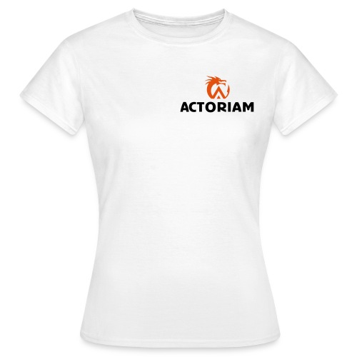 Actoriam Logo - Women's T-Shirt