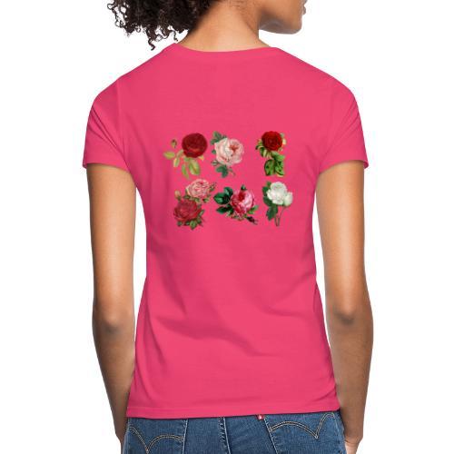 roses - Frauen T-Shirt