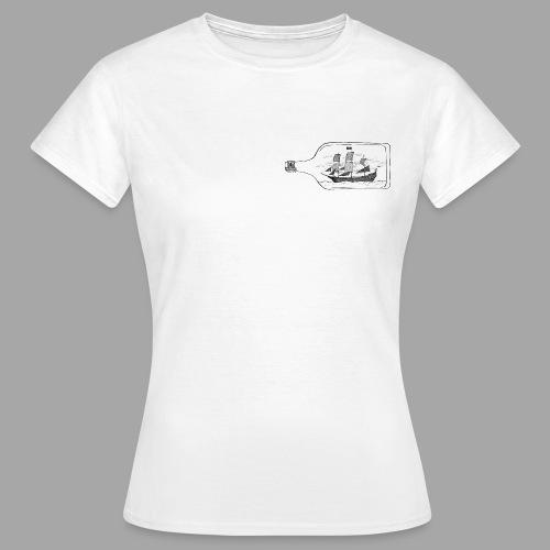 Perle noire - La valse à mille points - T-shirt Femme