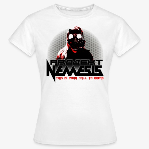 Projekt Nemesis LightLogo - Women's T-Shirt