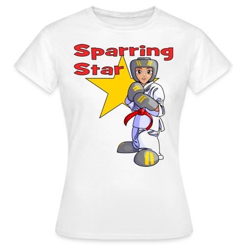 tkdkidred2 png - Women's T-Shirt
