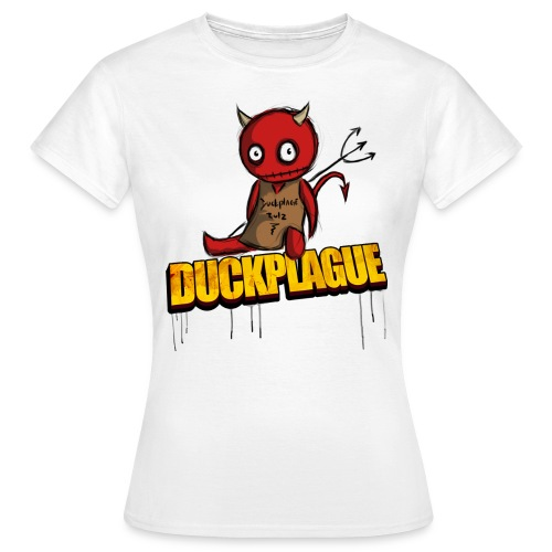 Little Devil - T-shirt dam
