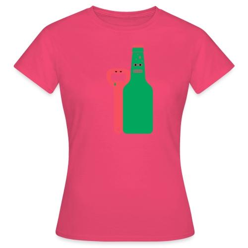 CHEERS - Camiseta mujer