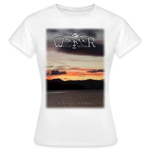 a warriors tale - Women's T-Shirt