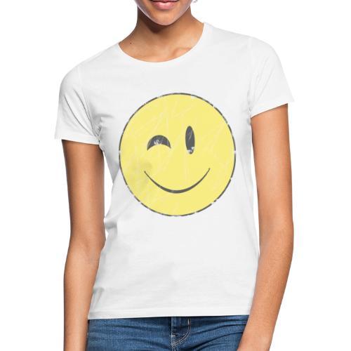 Winking Face - Camiseta mujer