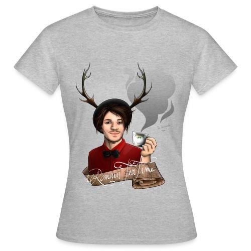 Design dédicace! - T-shirt Femme