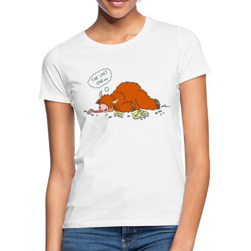 Shortcake - Der letzte Keks... - Frauen T-Shirt