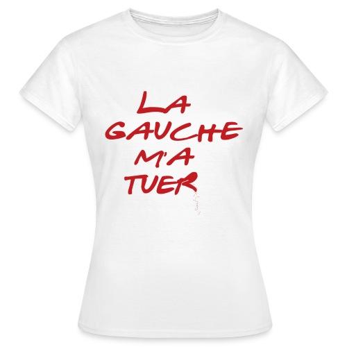 LGMT - T-shirt Femme