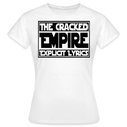 TCE Explicit Lyrics jpg - Frauen T-Shirt