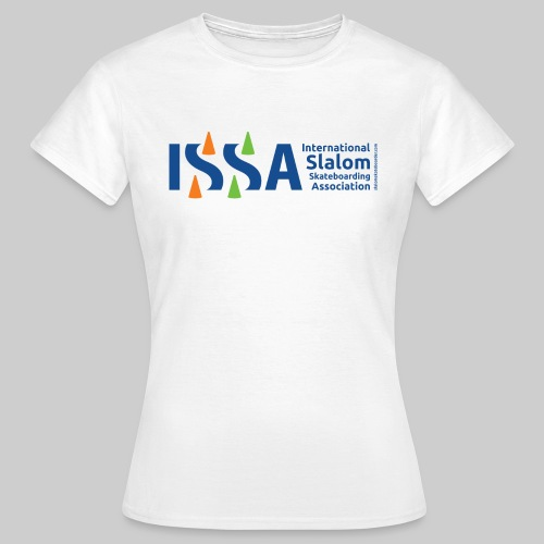 Issa New logo - Women's T-Shirt