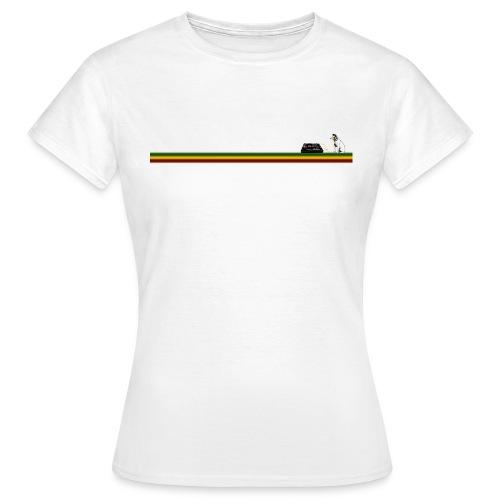 reggaesta rasta t big png - Women's T-Shirt