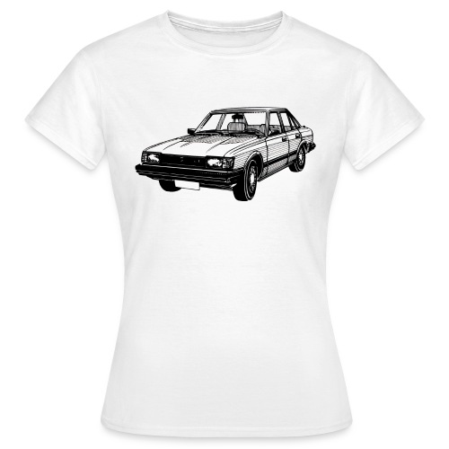 Cressida X60 series illustration - Women's T-Shirt