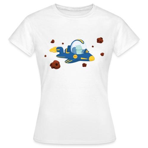 Voyageur de l'espace - T-shirt Femme