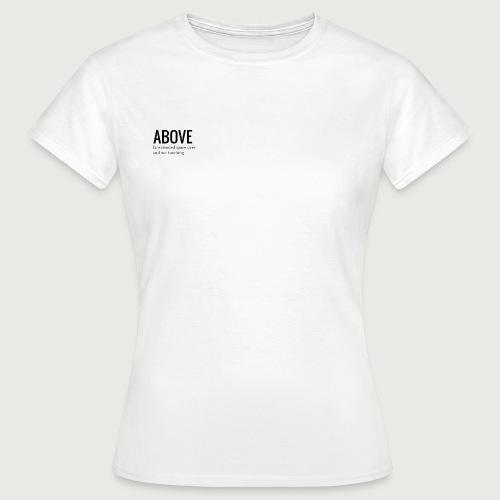 Basic logo t-shirt - Camiseta mujer