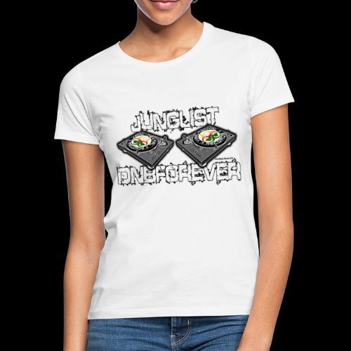 JUNGLIST VMR DECKS - Women's T-Shirt