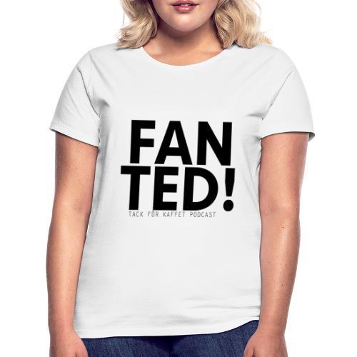 FAN TED - T-shirt dam