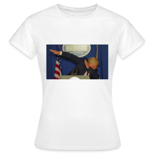 Presidential dab - Women's T-Shirt