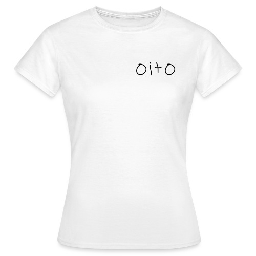 oito - T-shirt dam
