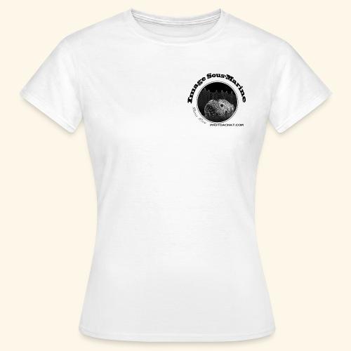 Image Sous-Marine 3 - T-shirt Femme