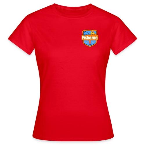 Fiskerne - Dame-T-shirt