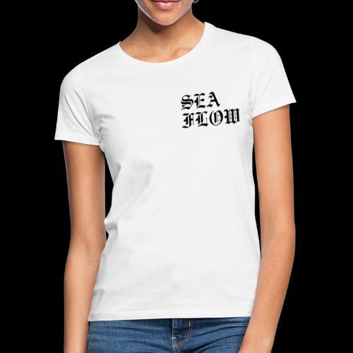 SeaFlow logo AFTERLIFE - Maglietta da donna
