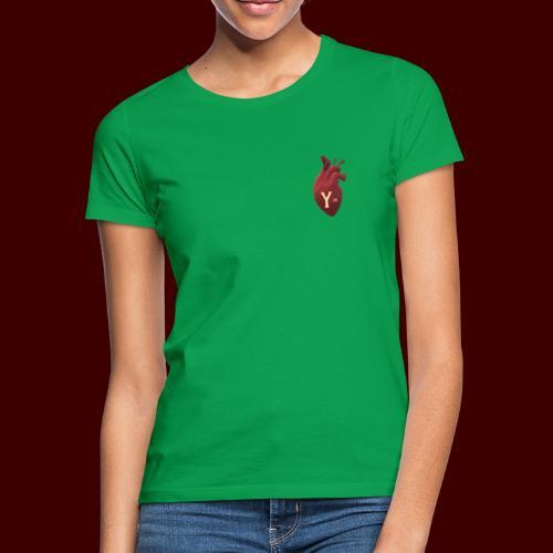 Yheart - T-shirt Femme