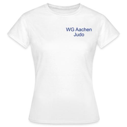 WG Aachen - Frauen T-Shirt