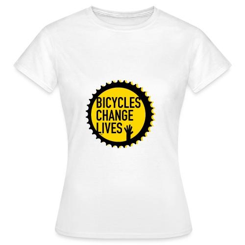 BCL Shirt Back White - Women's T-Shirt