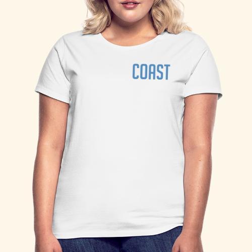 Coast - Frauen T-Shirt
