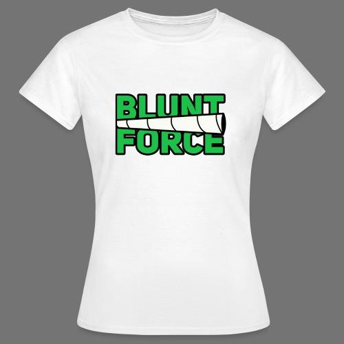 Blunt Force Design - Women's T-Shirt