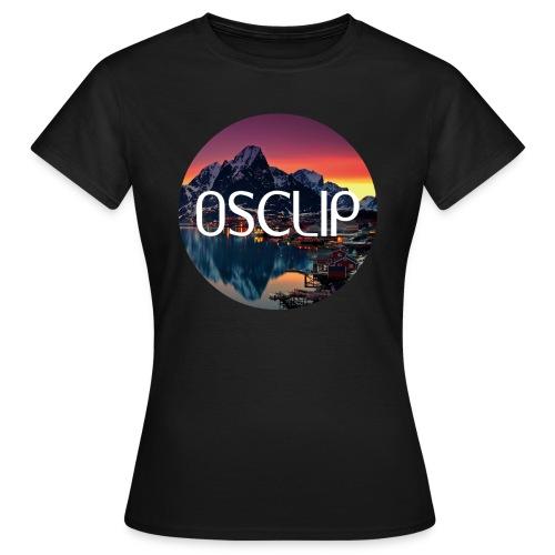 OSCLIP one:1 - T-shirt dam