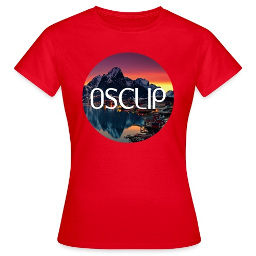 OSCLIP one:1 - T-shirt dam