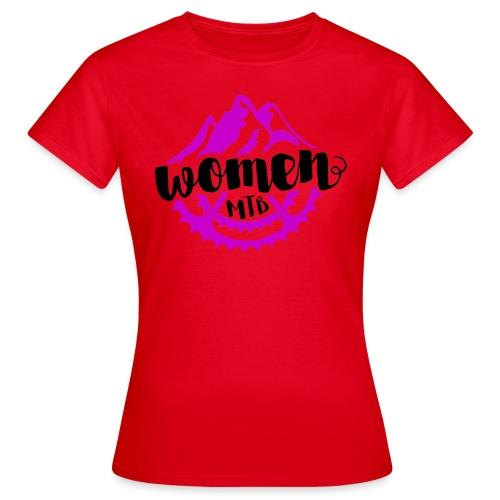 WILDTRACK WOMEN MTB - Camiseta mujer