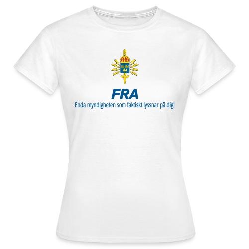 FRA png - T-shirt dam