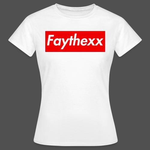 Faythexx Red Style - Women's T-Shirt