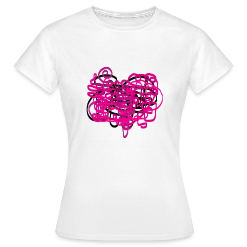 delicious pink - Women's T-Shirt