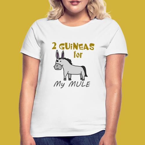 Mule - Women's T-Shirt