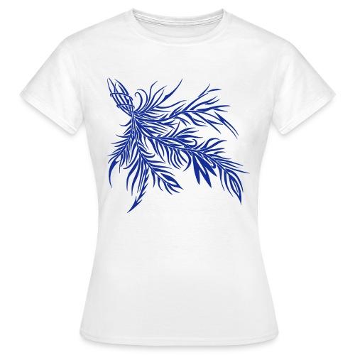 fireleaf 2018 1 - Frauen T-Shirt